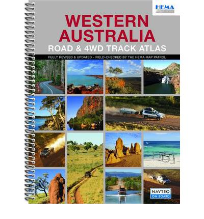 Ebook gratuito online Western Australia Road and 4WD Track Atlas : HEMA.A.DIS28SP by - in italiano PDF 1865005924