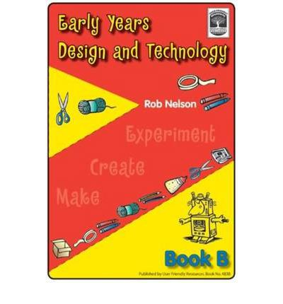 Pdf books free download in english Early Years Design and Technology: Bk. B PDF FB2 9781869682859
