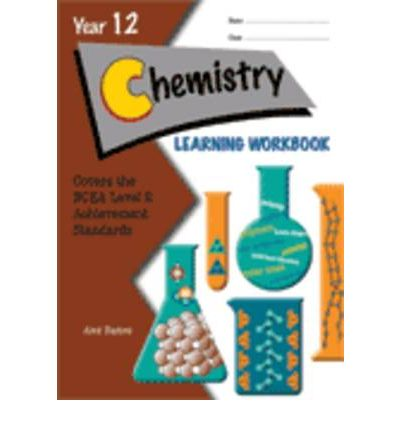 Englischer Hörbuch-Download Year 12 Chemistry Learning Workbook 187745964X by Alex Eames iBook