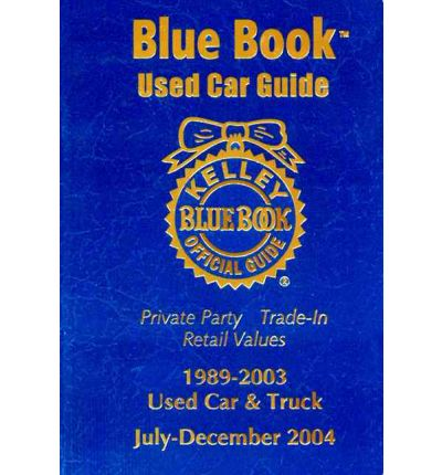 kelley blue book used car guide kelley blue book 9781883392512. Black Bedroom Furniture Sets. Home Design Ideas