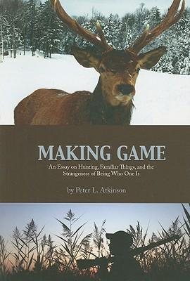 the morality of hunting essay Animal rights is the idea in which some, or all, non-human animals are entitled to the possession of their own lives and that their most basic interests—such as the.