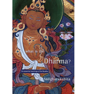 What is the Dharma?