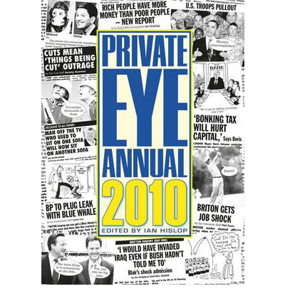 Private Eye Annual 2010