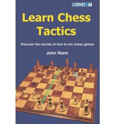 What chess tactics books do you recommend? - Quora