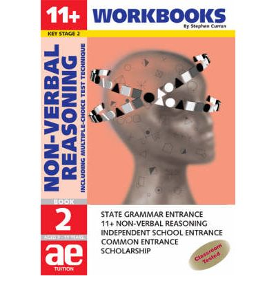 11 + Non-verbal Reasoning: Workbook Bk. 2