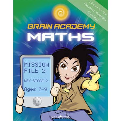 Brain Academy Maths Mission File 2 (Ages 7-9)