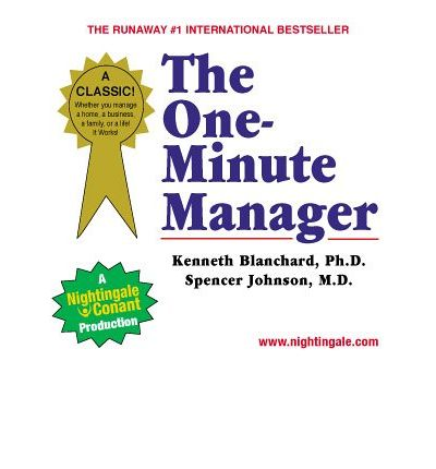 BY THE MINUTE KEN BLANCHARD MANAGER ONE