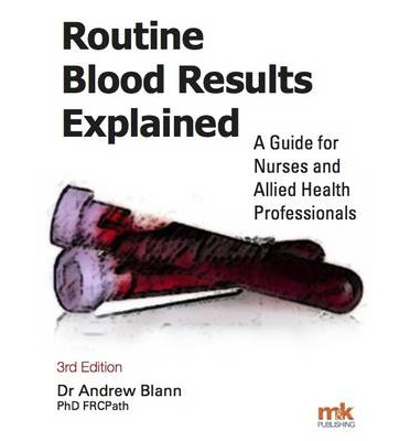 Routine Blood Results Explained