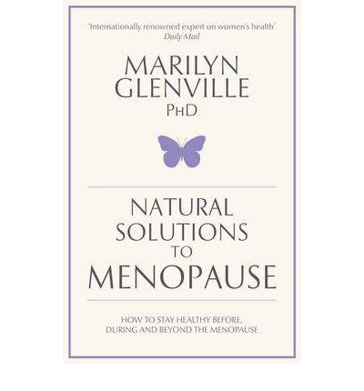 the natural menopause solution pdf