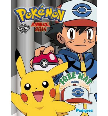 Pokemon Annual 2014