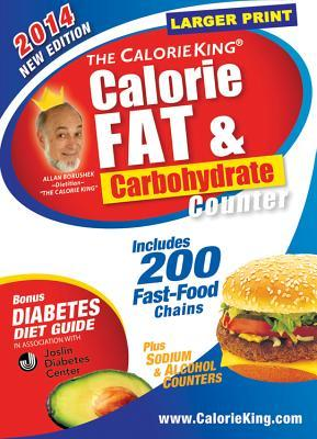 The CalorieKing Calorie, Fat & Carbohydrate Counter