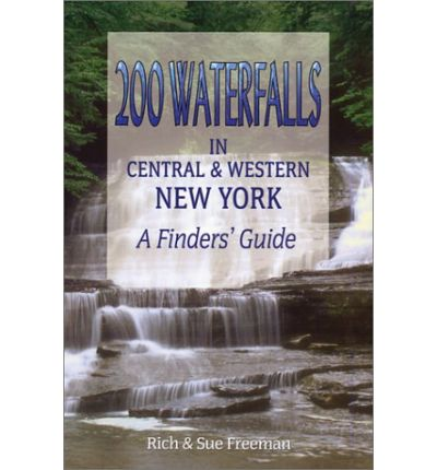 200 Waterfalls in Central & Western New York