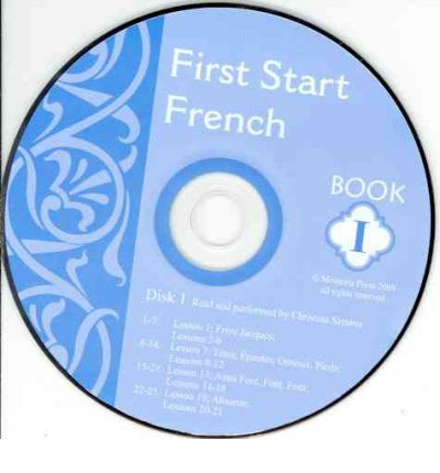 First Start French CD Grd 3-8