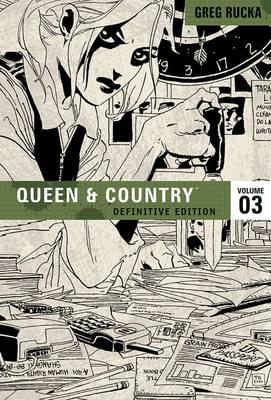 Queen and Country: Definitive Edition v. 3