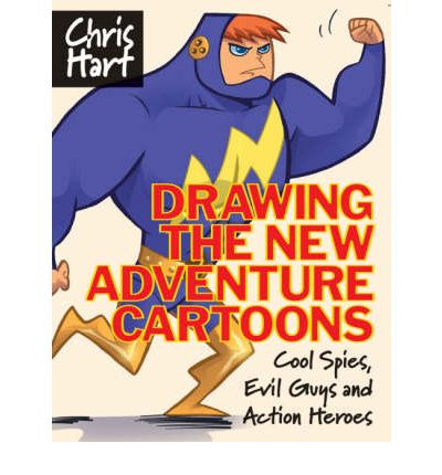 Drawing the New Adventure Cartoons