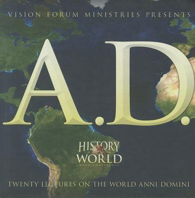 History of the World Mega Conference A.D. CD Album