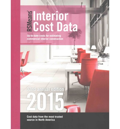Rsmeans Interior Cost Data