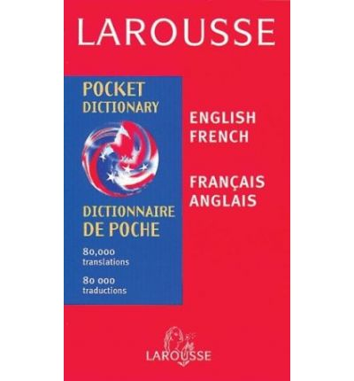 Larousse Pocket French Dictionary
