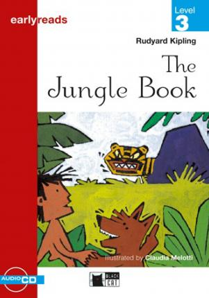 The Jungle Book - Level 3 - Buch mit Audio-CD : Black Cat Earlyreads