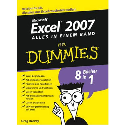 excel for dummies pdf 2007