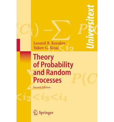 theory of probability. a historical essay Probability theory is at the base of modern concepts of risk assessment in mental health the aim of the current paper is to review the key developments in the early history of probability theory in order to enrich our understanding of current risk assessment practices.