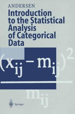 introduction to statistical analysis.