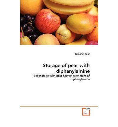 Storage of Pear with Diphenylamine