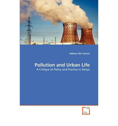Pollution the bane of urban life
