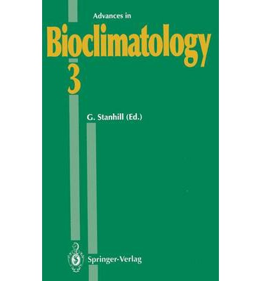 livestock bioclimatology and ecology A brief introduction is followed by part 1, which discusses the region's environment including geology and geomorphology, climatology and bioclimatology, soils, phytogeography, and current changes in land use, crop yield and livestock numbers.