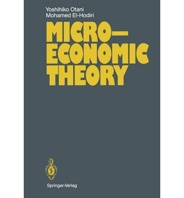 micro theory Office: e312 faculty east building email: kreps@stanfordedu microeconomic theory decision theory game theory.