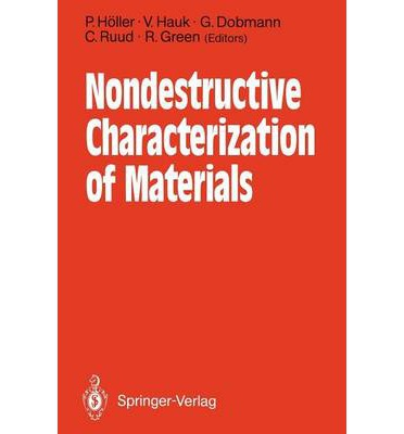 Nondestructive characterization of materials paul holler for International decor for manufacturing general trading