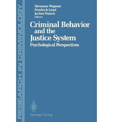 perception of crime and the criminal justice system Is the media altering our perceptions of crime lately according to a study completed by a group of criminal justice professors at portland state university the changing energy system - a blueprint for economic recovery.