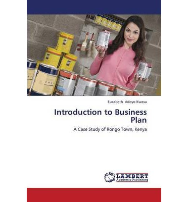 introduction about business plan