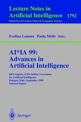 AI*Ia 99 : Advances in Artificial Intelligence