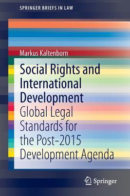 Social Rights and International Development : Markus