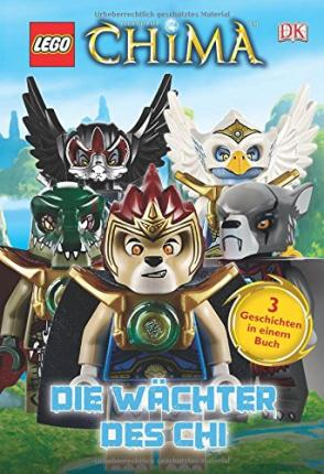 LEGO® Legends of Chima(TM). Die Wächter des Chi