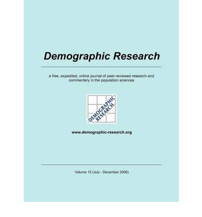 Demographic Research, Volume 15