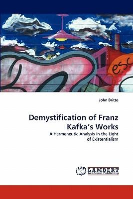 an analysis of franz kafkas lightness in his literary works This dissertation studies the presence and importance of franz kafka's writing in  french letters of  i have studied regarding reading, writing, and the  interpretation of literature  aminadab in the light of blanchot's critical writings  on kafka.