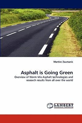 Asphalt Is Going Green
