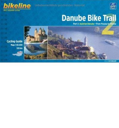Danube Bike Trail: Hungary, Croatia, Serbia, Romania - From Budapest to the Black Sea - BIKE.HU.11.E v. 4