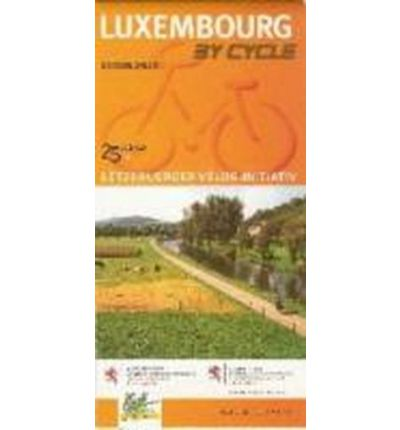 Luxembourg by Cycle 1 : 100 000