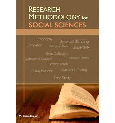 Book for research methodology