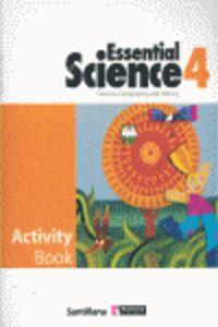Essential Science Level 4 Activity Book