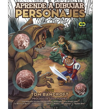 Aprender a dibujar personajes con Tom Bancroft / Learn to draw characters with Tom Bancroft