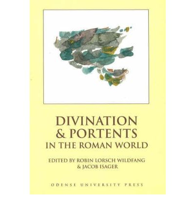 divination in the roman world §10 in roman times, the use of homer for divination is even clearer[13]  that is  related without any doubt to the world of divination in magic.