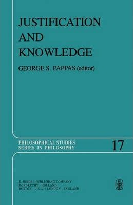 epistemic justification essays in the theory of knowledge Philosophy of knowledge (epistemology) marjorie a clay (ed) epistemic justification: essays in the theory of knowledge (1989) -- at amazon.