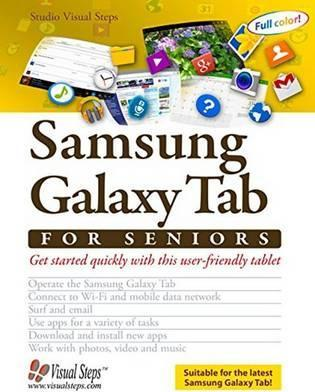 samsung tablet instructions for dummies