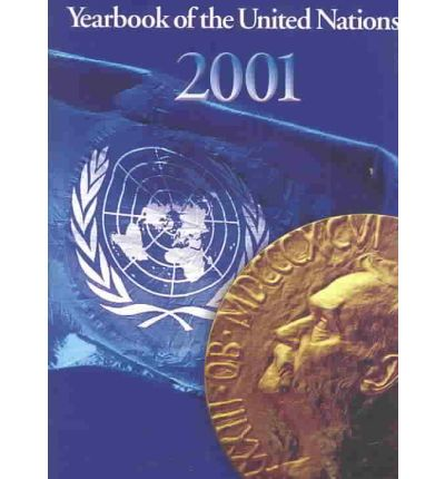 Yearbook of the United Nations 2001 (Includes Demo CD-ROM)