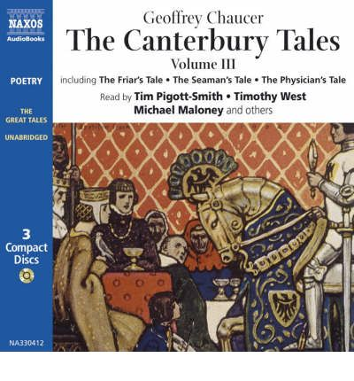 The Canterbury Tales III : The