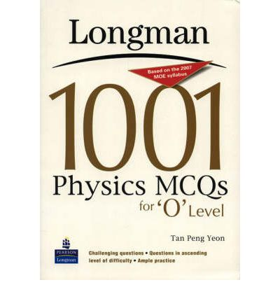 Longman 1001 Physics MCQs for O Level download pdf